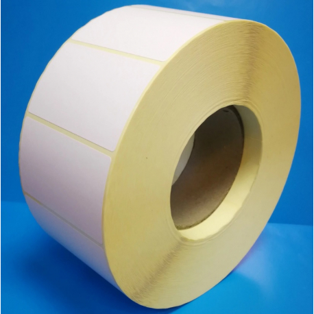 Thermоlabels 100 x 100 mm, 500 pcs in roll