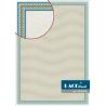 Бумага для сертификатов с зеленой рамкой, A4, 25 шт/уп