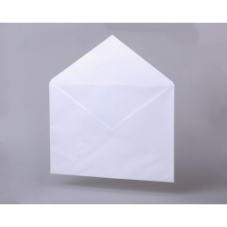 Envelopes 290x390 mm, unsealed, triangular flap, 100 pcs/pack