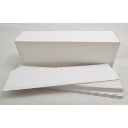 Labels 92x39 mm, 500 pcs/pack