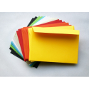 Color Envelope C6, 100 pcs/pack