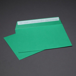 Green envelope С5