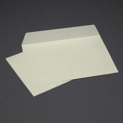 Cream envelope С5