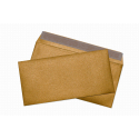 Envelopes gold E65, 10 pcs/pack