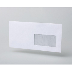 Envelope С65,  window, 1000 pcs / pack