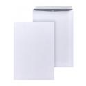 Пакеты С5, серая запечатка, силиконовая, 100 шт/уп