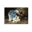 коллекционные открытки - художник Fernand Toussaint