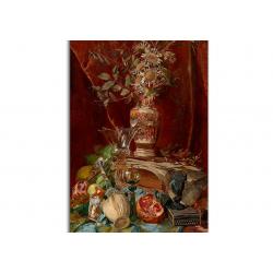 коллекционные открытки - художник Josef Langer