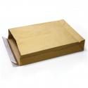Double Kraft bags 280х430х80 mm, 100 pcs/pack