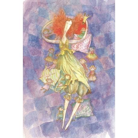 Princess dreams. Dolls.