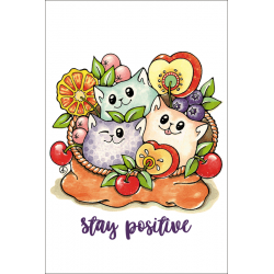 Будь позитивным