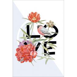 Огненный символ любви и богатства