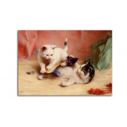 коллекционные открытки - художник Carl Reichert