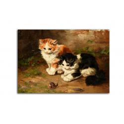 коллекционные открытки - художник Brunel Neuville