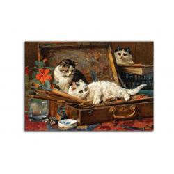 коллекционные открытки - художник Charles Eycken