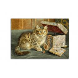коллекционные открытки - художник Wilson Hepple