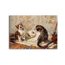 коллекционные открытки - художник Julius Adam