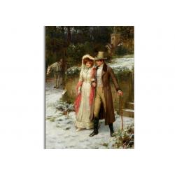 коллекционные открытки - художник George Knowles