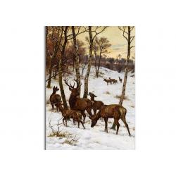 коллекционные открытки - художник Georges Rotig