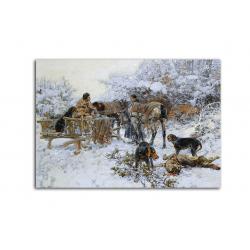 коллекционные открытки - художник Jaroslav Vesin