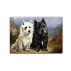 коллекционные открытки - художник Lilian Cheviot