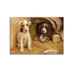 коллекционные открытки - художник Samuel Fulton