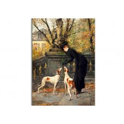 коллекционные открытки - художник Eugene Joors