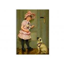 коллекционные открытки - художник Wilhelm Eilers