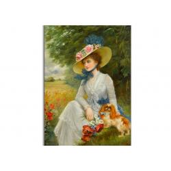 коллекционные открытки - художник Raymond Lynde