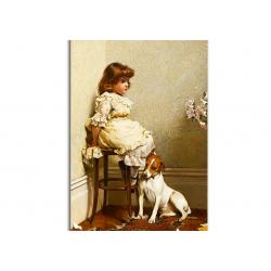 коллекционные открытки - художник Charles Barber