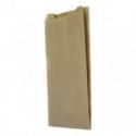 Пакеты бумажные 140х60х250 мм, Крафт 40 гр/м2, 2500 шт/уп