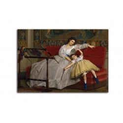 коллекционные открытки - художник Leonard de Jonghe