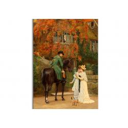 коллекционные открытки - художник Arthur Vernon