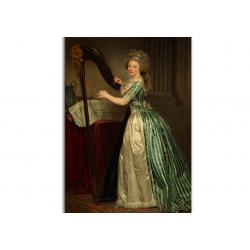 коллекционные открытки - художник Rose-Adelaide Ducreux