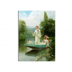 коллекционные открытки - художник Henry King