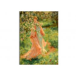 коллекционные открытки - художник Herbert Arnould Olivier
