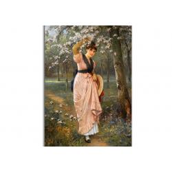 коллекционные открытки - художник Robert Julius Beyschlag