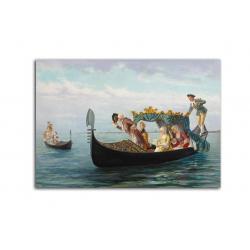 коллекционные открытки - художник Robert Pietro Gabrini