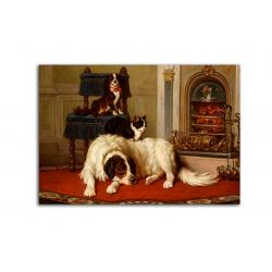 коллекционные открытки - художник Carl Arnold