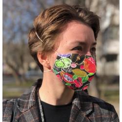 """Mask """"Fruits"""""""