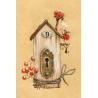 Милый дом (мини-открытка)