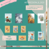 Postcard collection ArtPRESSion 8_2020