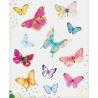 "Paper stickers ""Wonderful day"", 11 x 16 cm"