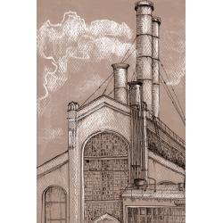 Московские зарисовки. Трамвайная ГЭС