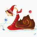 Winter Snail