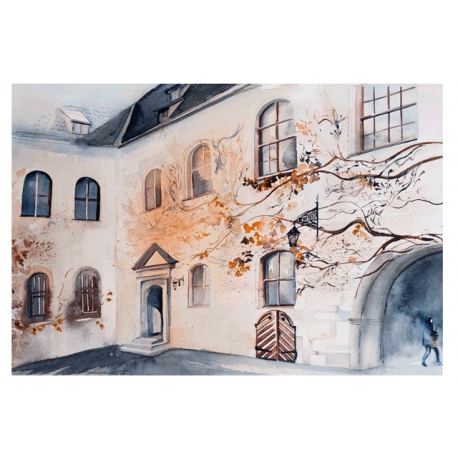 Wolkig through inheritance. Bamberg (1)