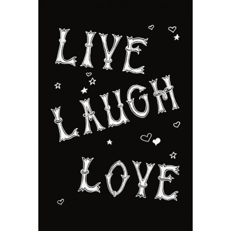 Живи, смейся, люби