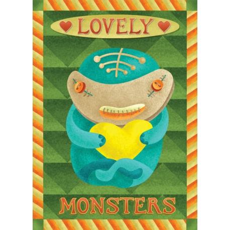 Lovely Monster. Olly