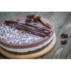 Raw Chocolate Cashew Cake