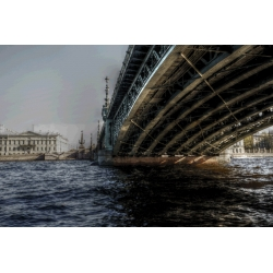 St. Petersburg. Troitsky Bridge